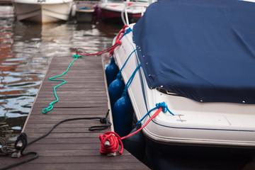 Protection de bateau
