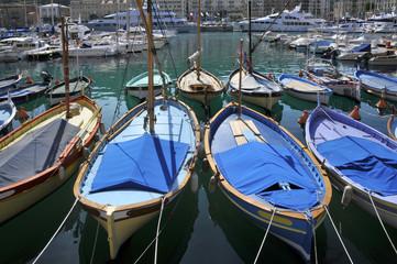 Réparation de bâche de bateau